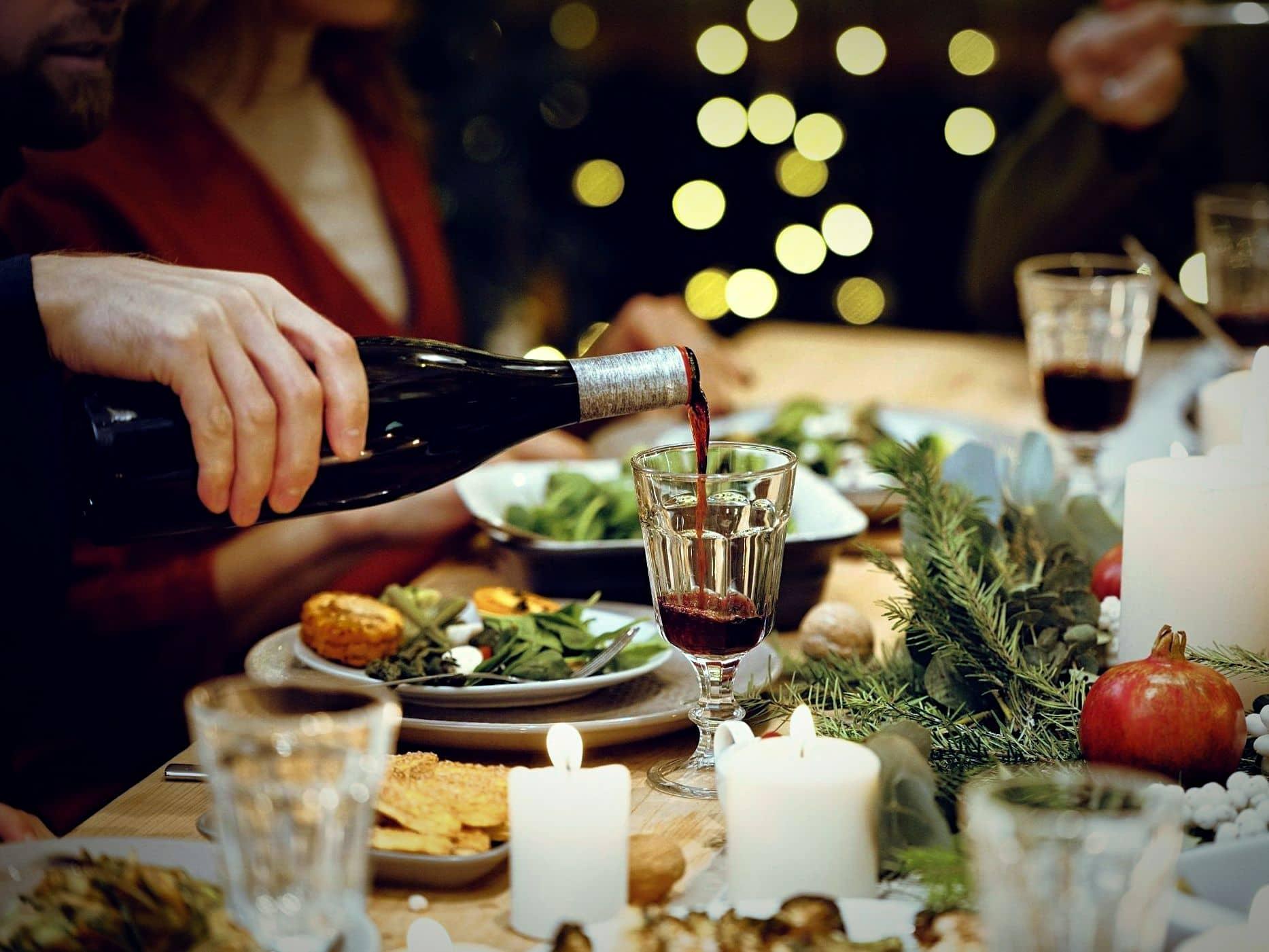 Alimentation et période de fête